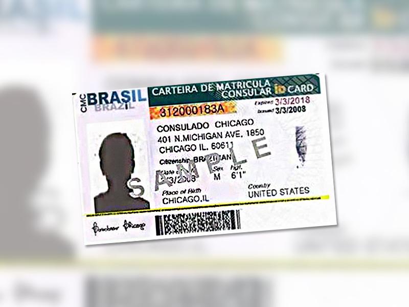 Carteira de Matrícula Consular