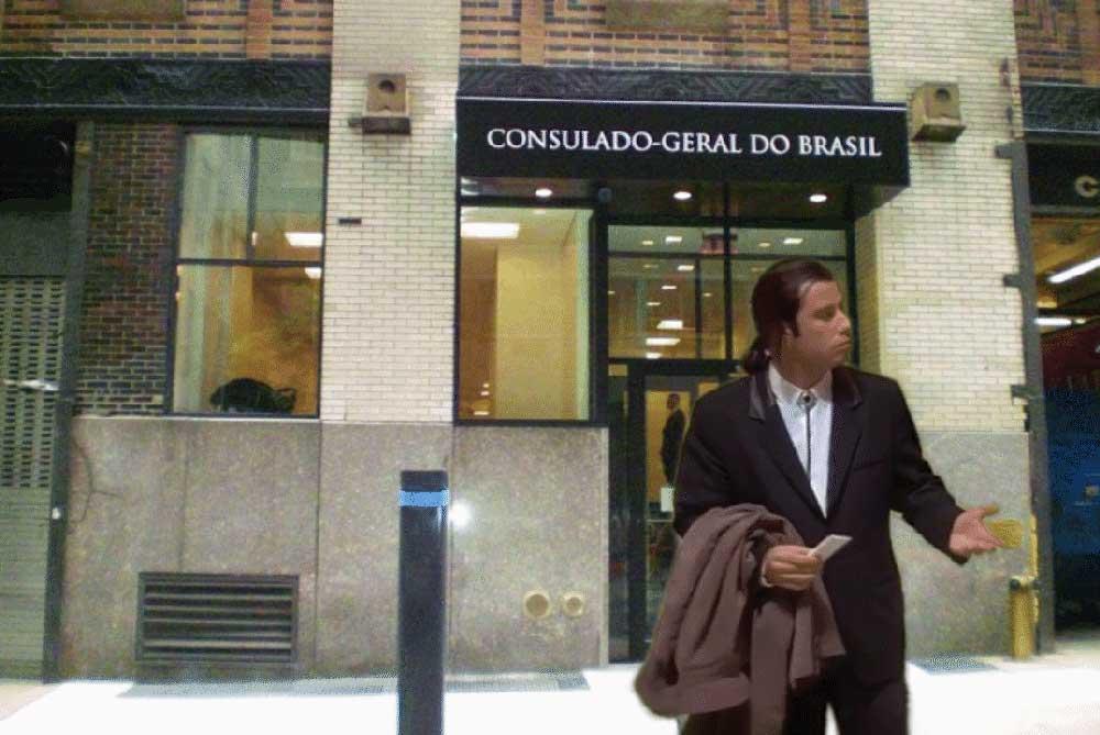 serviços consulares