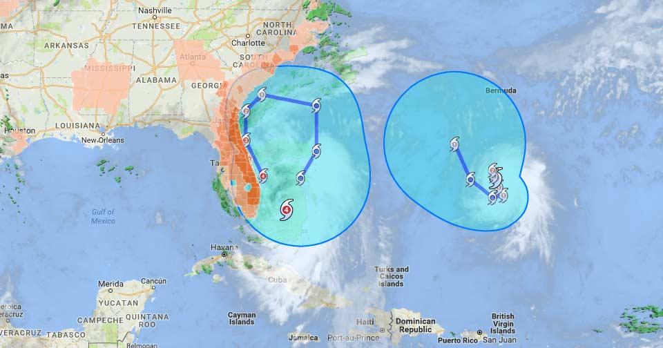 furacão matthew