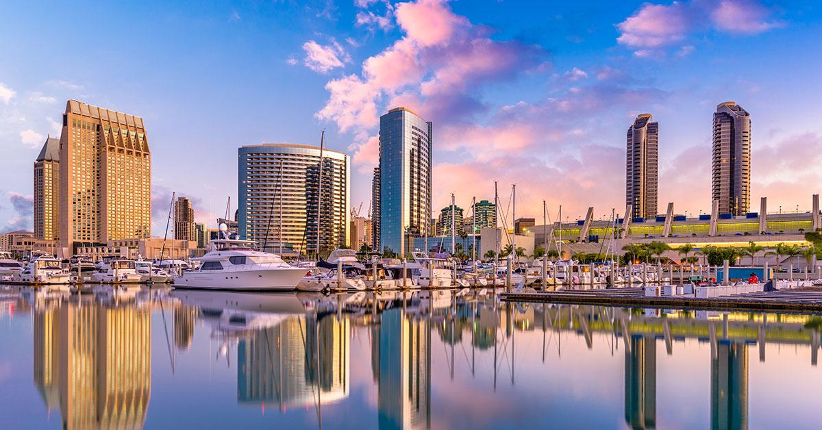 Consulado Itinerante em San Diego