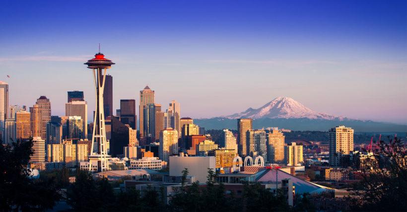 Consulado itinerante em Seattle
